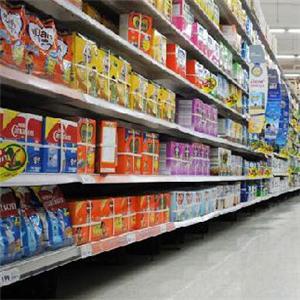 鲜趣超市环境