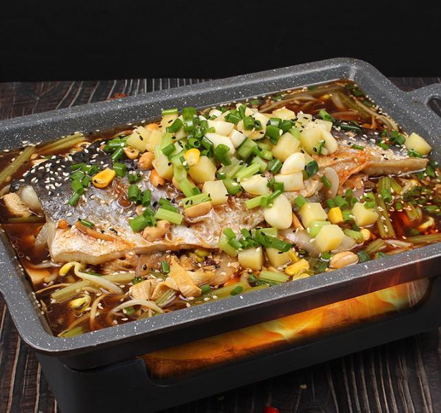 鱼谷稻烤鱼饭产品3