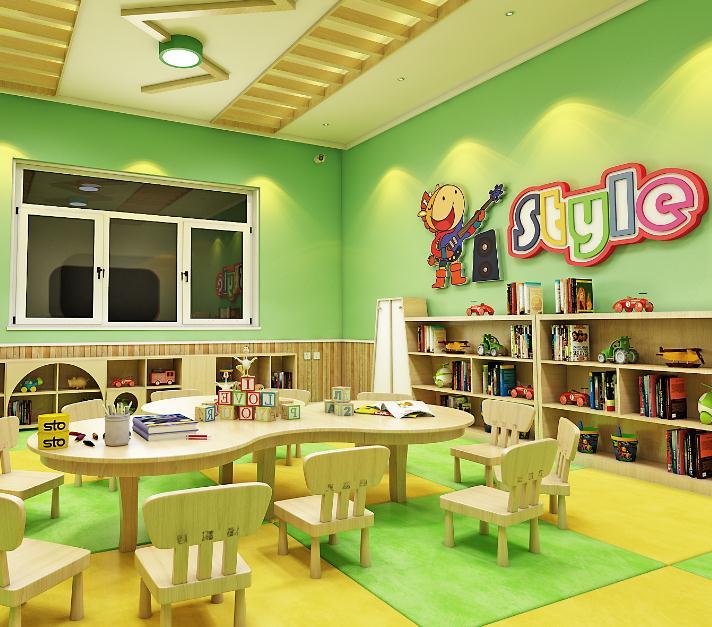 贝斯缇尔亲子托育中心教室2