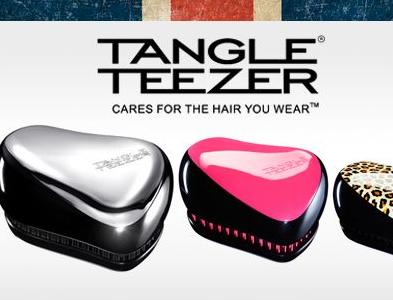 Tangle Teezer梳子加盟