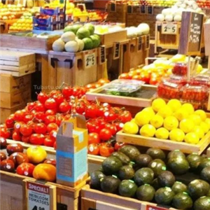 百亩园超市特色