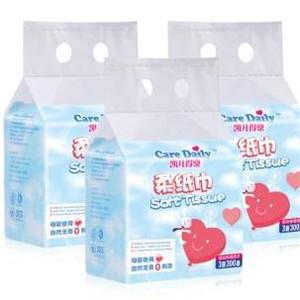 凱兒得樂柔紙巾3袋