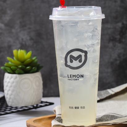 柠檬工坊奶茶饮品小吃店米汁柠檬酵素
