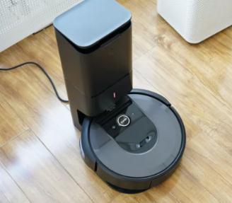 irobot扫地机器人充电