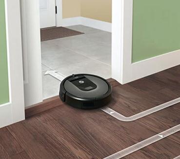 irobot扫地机器人应用