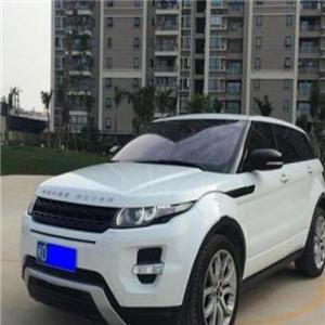 買賣二手車白色
