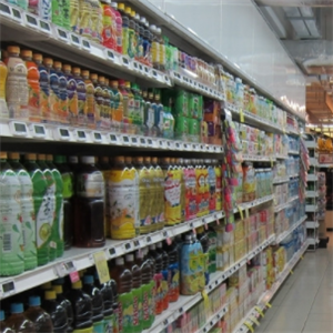 仟家超市店内