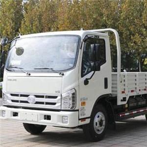 福田輕卡貨車實車