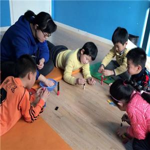 EQ情商快乐营-儿童情商发展中心