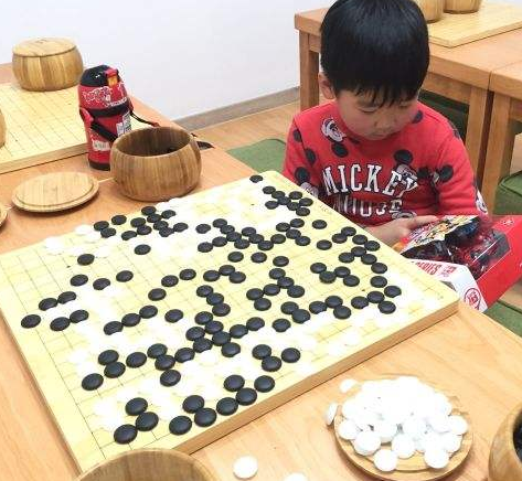 同雅堂少兒圍棋加盟