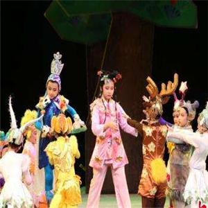 觀美少兒音樂劇中心兒童劇