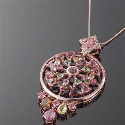 诗普琳珠宝展示