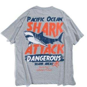 大鲨鱼男装宽松