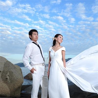 米兰新娘摄影展示