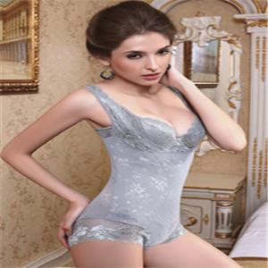 BODYWAVE服装银色塑身衣