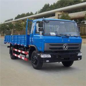 東風牌貨車藍色
