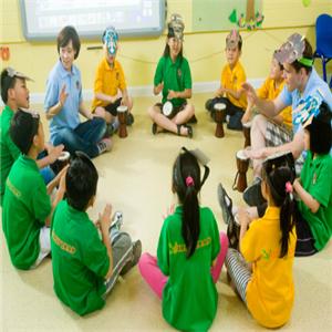 励步幼儿英语上课