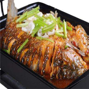 坐收鱼利烤鱼加盟