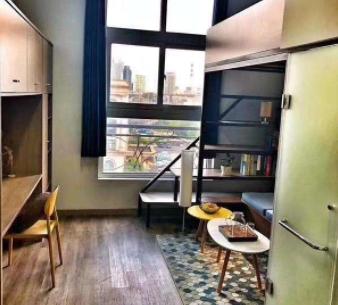乐乎公寓环境