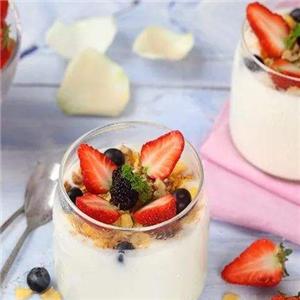 有米酸奶草莓酸奶