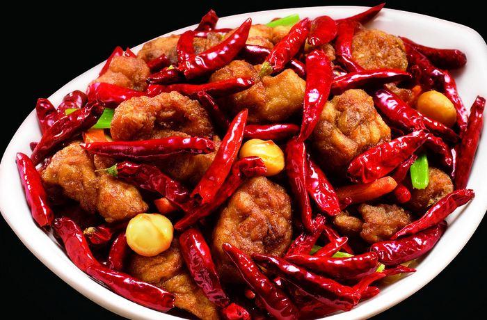 萊蕪新滋味炒雞