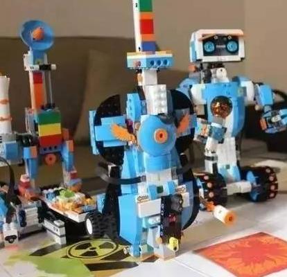 泊思地青少儿乐高教育编程机器人效率