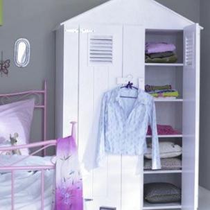 市拉斐爾的兒童衣柜