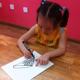 东方金字塔识字培养孩子的动手能力