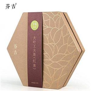 芬吉茶叶盒子