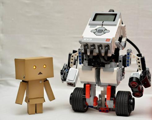 兒童科技營雙語STEAM樂高機器人新穎