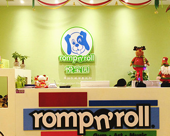 Romp n'Roll親子樂園