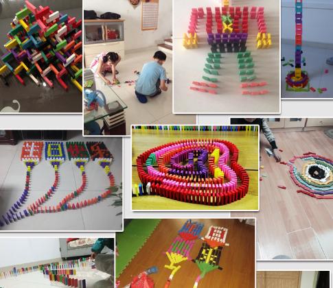多米諾國際兒童成長中心新穎