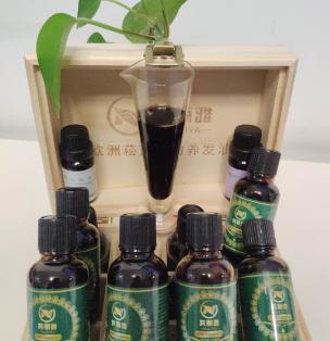 努丽雅植物养发馆产品5