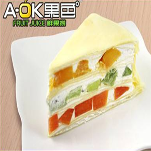 A-OK果色甜品加盟