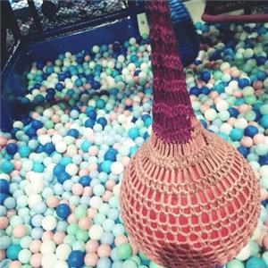 doubleone蹦床主題公園球球