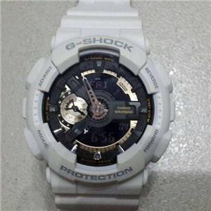 CASIO手表灰白色