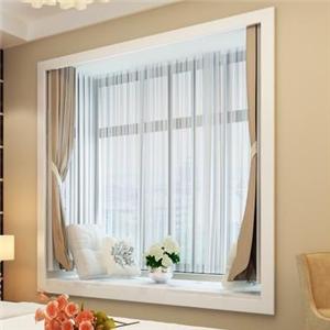 佳馨窗飾透明窗簾