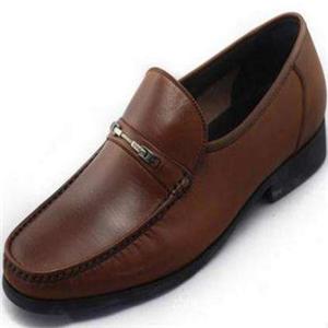 沙驰男鞋棕色