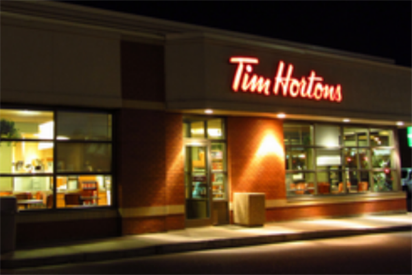 TimHortons咖啡环境