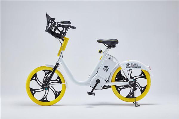 电踏车宣传