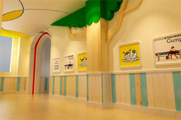 鹏博千贝幼儿园环境