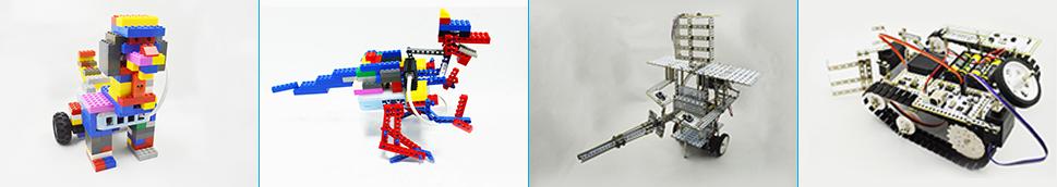 瓦力工厂机器人教育教具