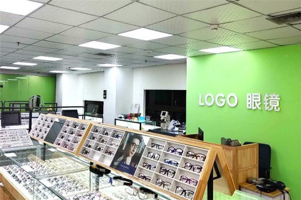 logo眼镜门店