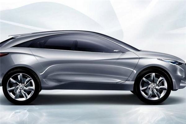 飞马星银色汽车