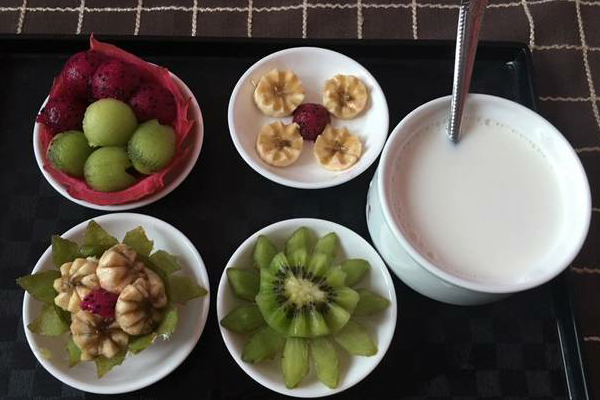 止一堂营养水果餐