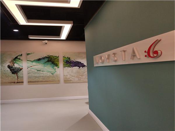 卓玛国际儿童艺术教育店面