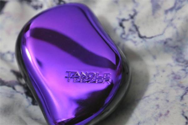 Tangle Teezer梳子紫色