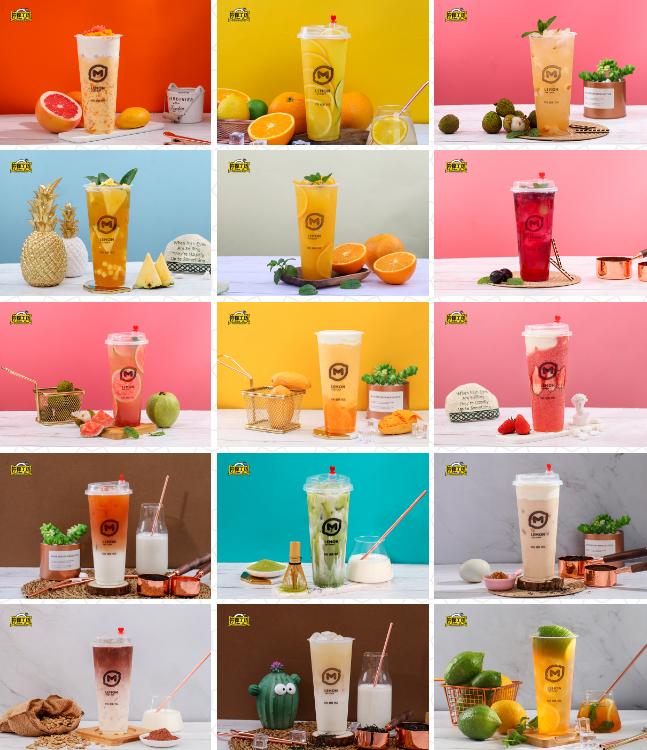 檸檬工坊飲品奶茶甜品店加盟