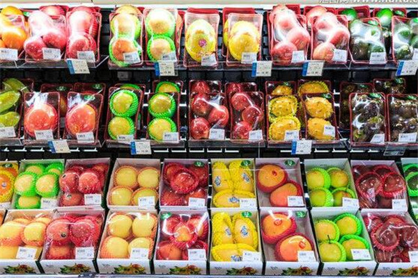 鲜又多水果量贩超市好吃