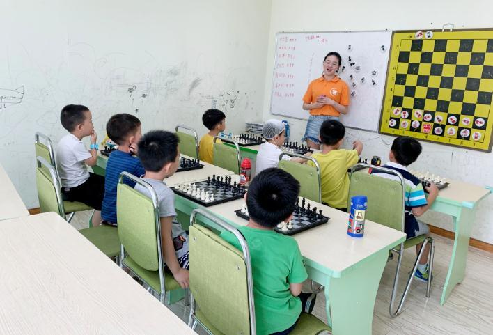 超玥国际象棋课堂